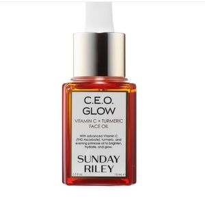 NWT Sunday Riley C.E.O. Glow face oil.
